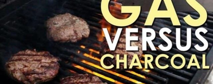 Gas or charcoal for grilling, which is the best?